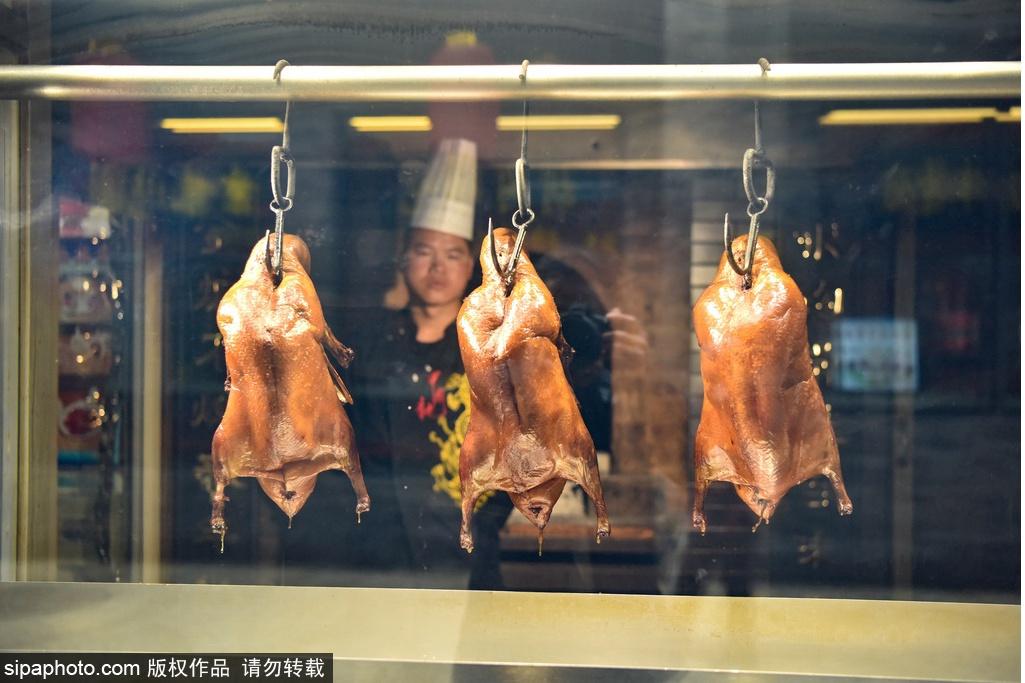 来澳门葡京赌场澳门葡京网址,不来一顿烤鸭吃怎么行?