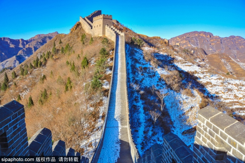 天津薊州奇觀:千年古剎獨樂寺有三絕 萬里長城縮影黃崖關