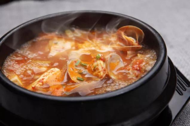 京城韩国料理,清淡少油腻!