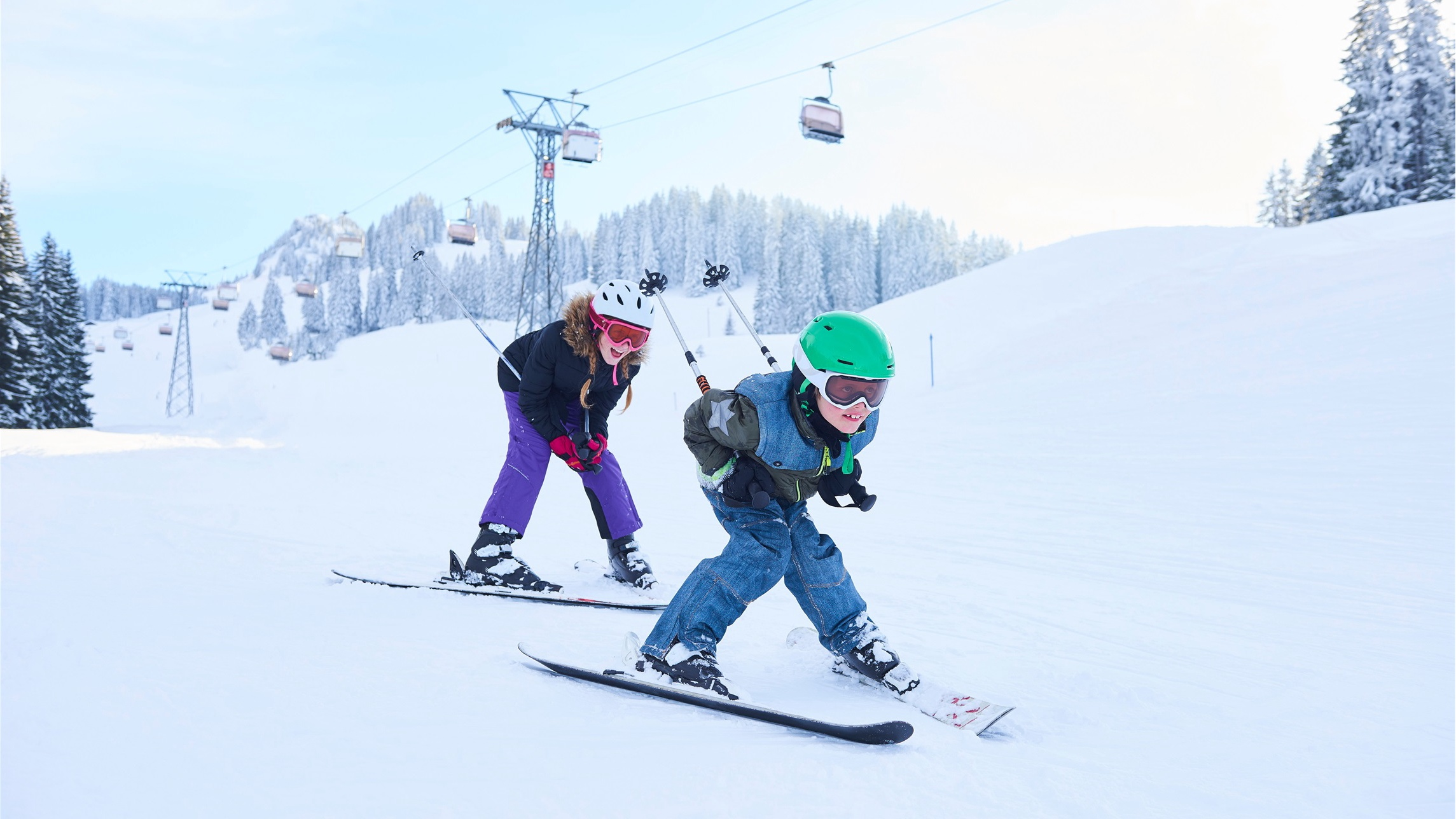 Ski Resorts with Advanced Facilities