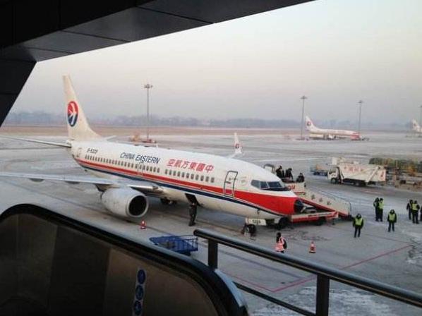 石家庄机场迈入千万级机场行列