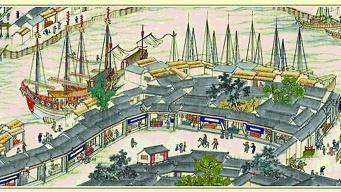 大运河带给通州的繁荣