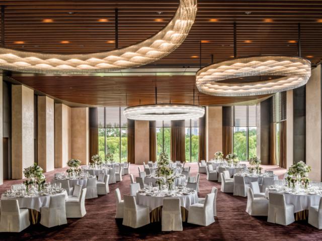 北京宝格丽酒店隆重呈现中西合璧匠心婚礼沙龙