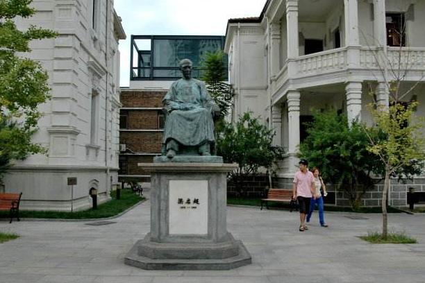 天津意式風情區周邊的名人故居盤點