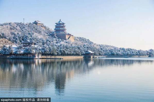 秋色还在,冬景已近!北京冬之美,提前看!