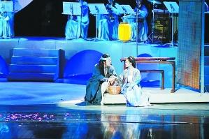 国乐盛宴登上开发区文化惠民舞台