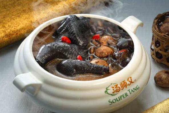 鮮香美味的參雞湯,解決寒冷最好的方法!