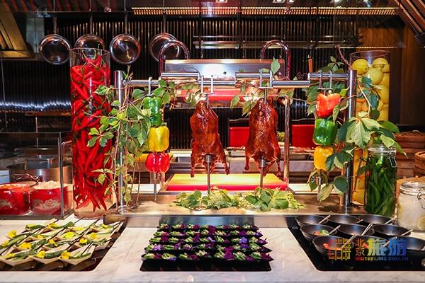 北京凯宾斯基饭店新典餐厅开业派对点亮夜晚