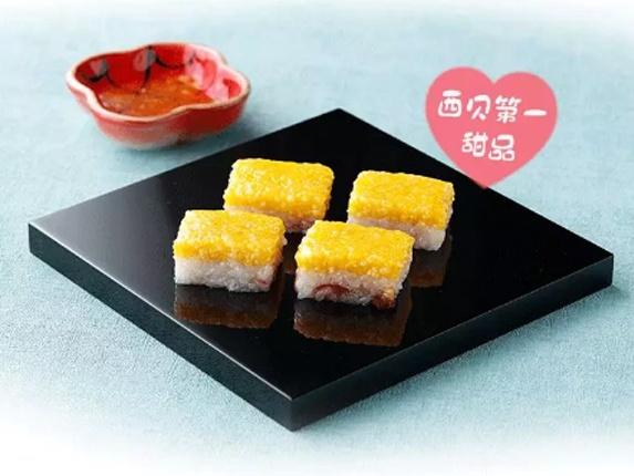 西贝莜面村,黄米凉糕厨艺课开班啦!