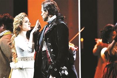 歌劇《唐璜》讓經典重現光彩
