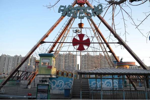 蟹岛嘉年华已经开玩啦,一起相约蟹岛嘉年华游乐园吧