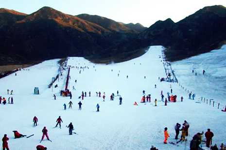 2018您最喜爱的滑雪场评选:八达岭滑雪俱乐部
