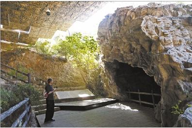 北京猿人洞重新开放