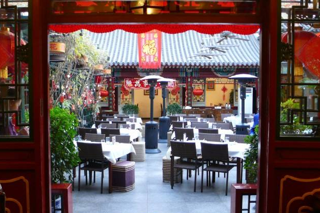 北京庭院餐厅盘点,环境美到爆!