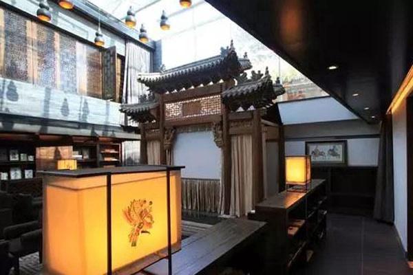 전통문화 테마호텔, 스차하이 피잉 테마호텔