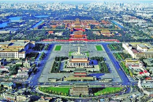 白景峰:建中轴线博物馆 助中轴线申遗