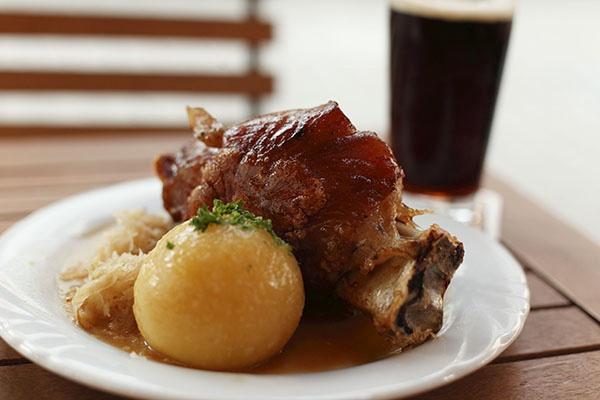 七叶香山德国鲜酿花园餐厅,原汁原味的德国味道