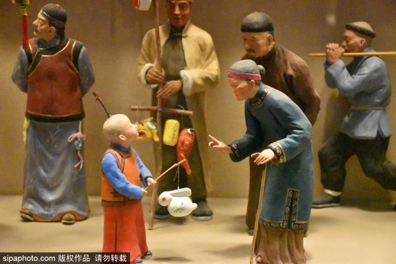 想了解老北京历史文化、民俗风情去哪儿?首都博物馆!