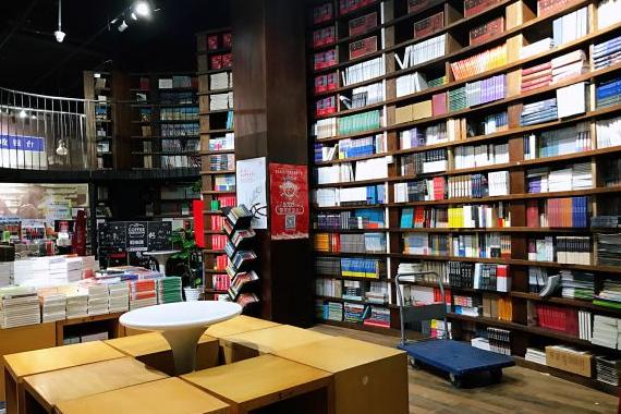 京城书店,在阅读中寻找生活的乐趣