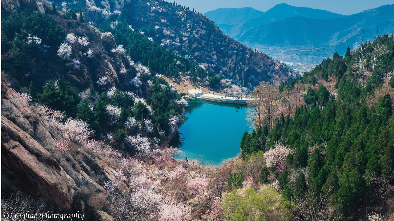 Where to go in spring - Panshan Mountain