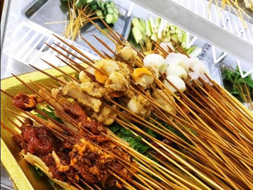 串串,一个人吃不会寂寞的美食