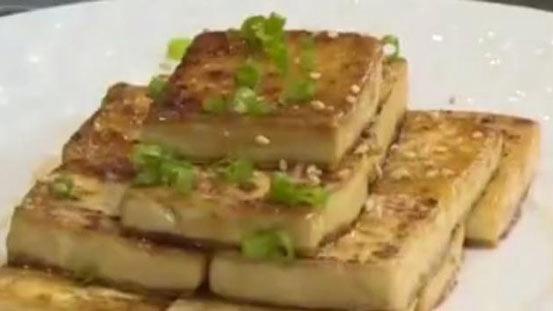 讓人饞的流口水的網紅菜,糖醋脆皮豆腐