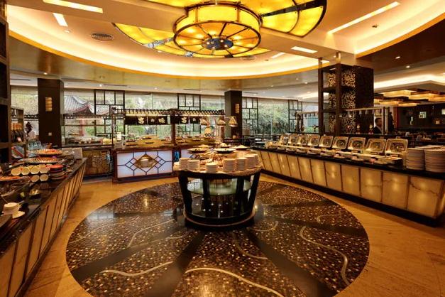 长富宫饭店:颜值与口味俱佳的轻奢主义