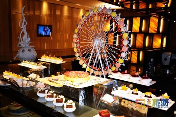 天津梅江中心皇冠假日酒店 水岸全日制餐厅东南亚美食节