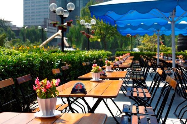 普拉那周日早午餐——爱上夏日花园烧烤