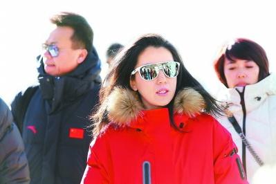 杨扬:北京冬奥会将让青少年受益