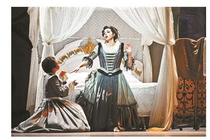 《塞维利亚理发师》第四次登台国家大剧院