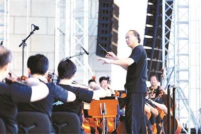 国家大剧院台湖音乐周开幕