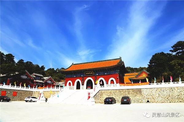 北京灵慧山景区给你美景+美食,据说还有不可多得的福利哦!