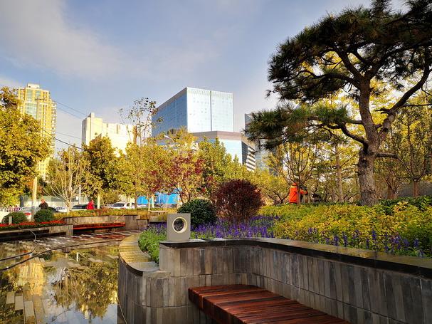 莱太花卉城市公园正式落成