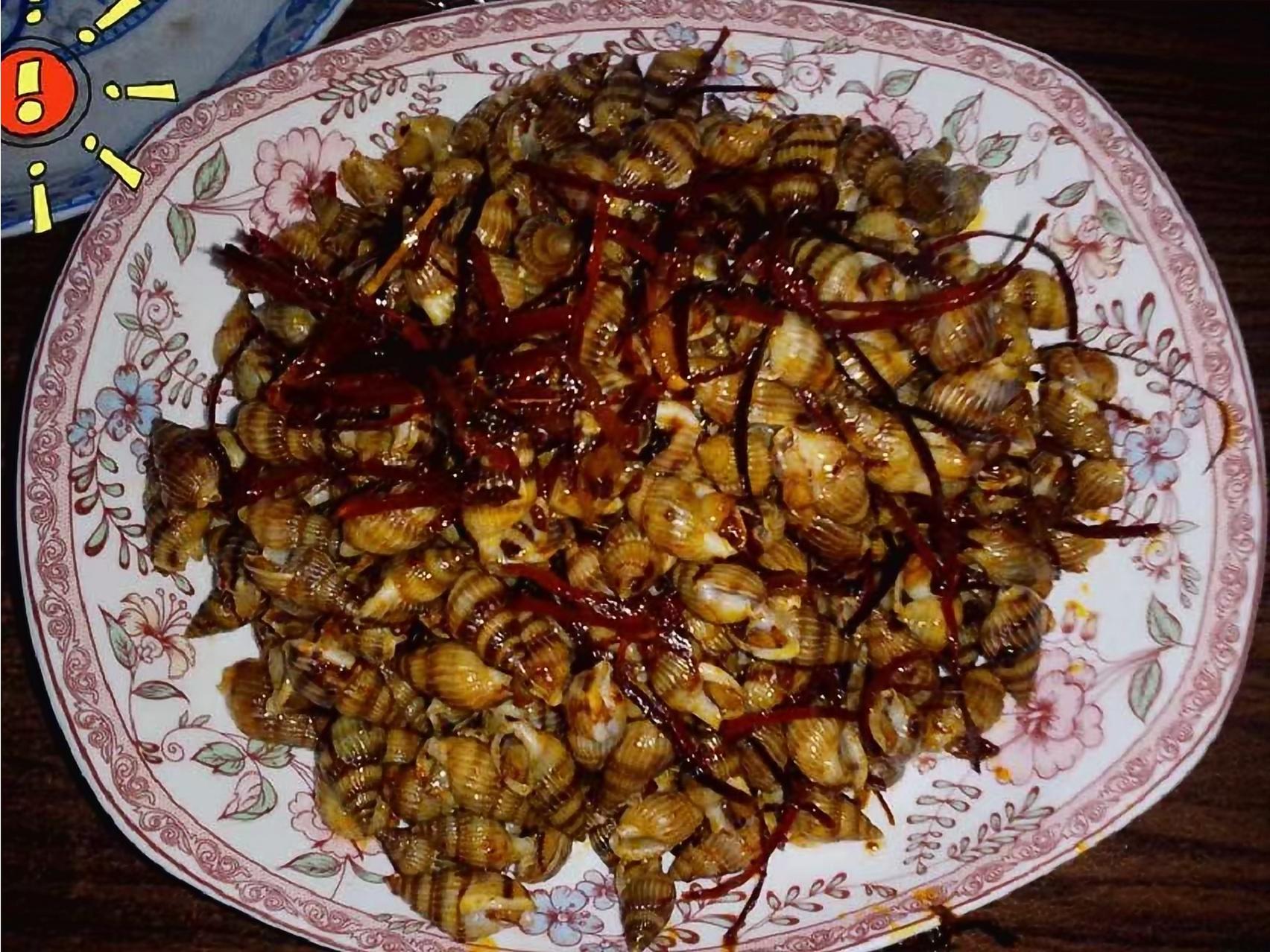 现在最适合吃什么?螺肉伺候!北京吃田螺的地方还不少