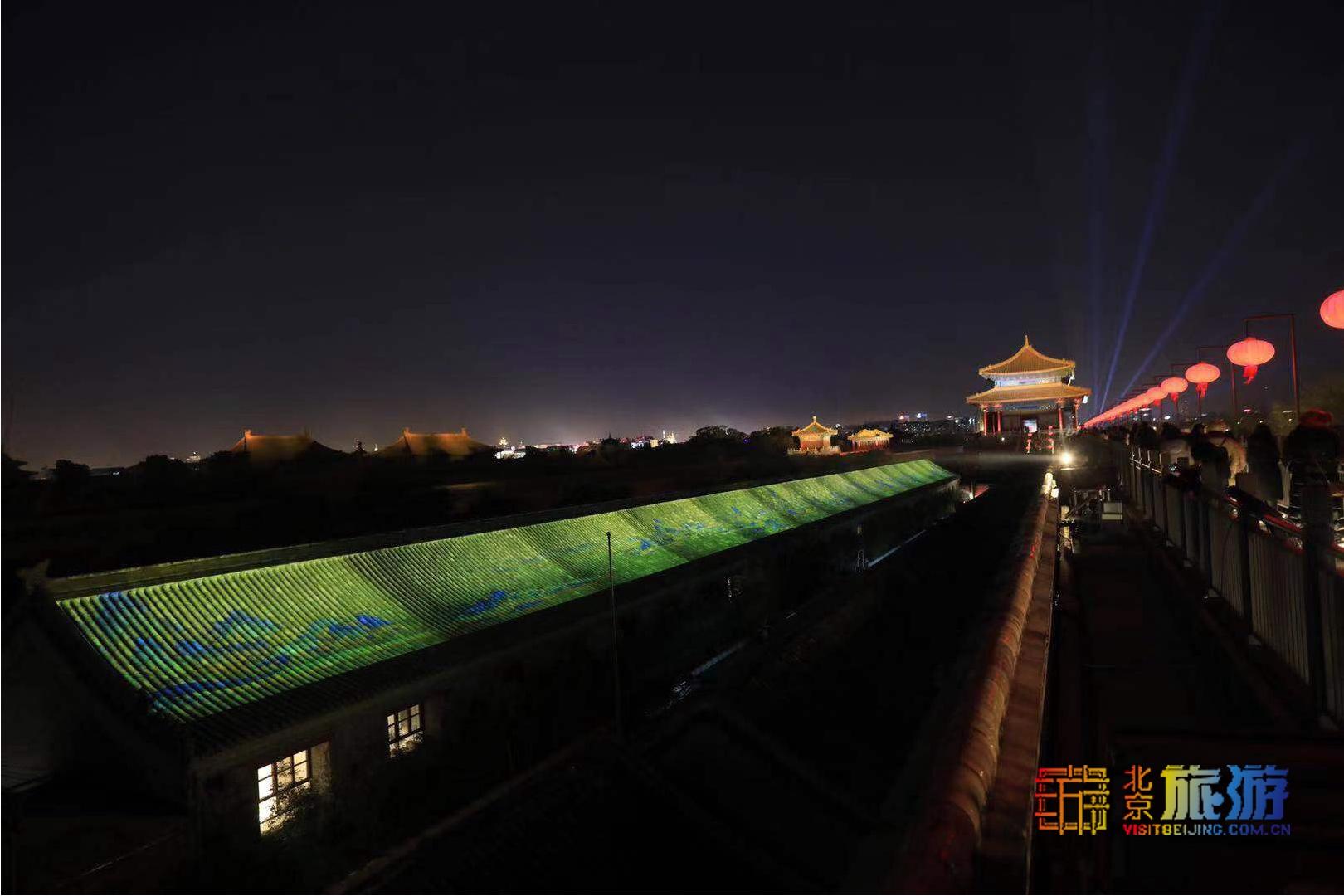 """故宫""""紫禁城上元之夜""""现场精彩图片和视频抢先看!"""