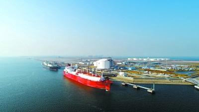 天津:大型LNG储罐投产 确保三地今冬明春供气