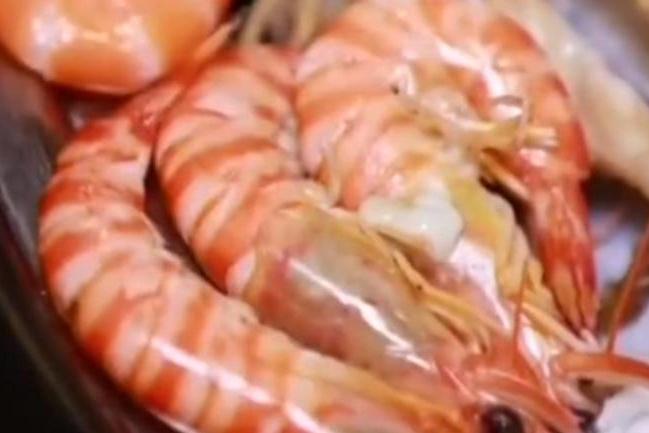 粤式蒸汽锅 食材种类多