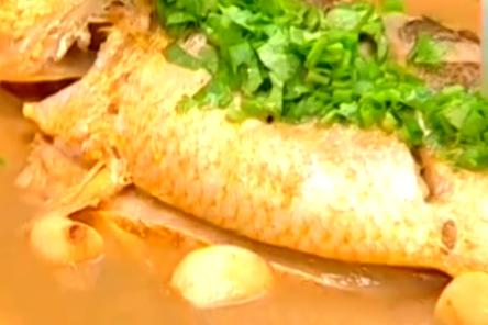 """家乡红烧黄花鱼,餐桌上的""""常客""""!"""