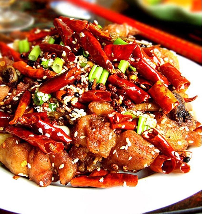 重庆辣子鸡,快来和小编一款来品尝这道美味佳肴!