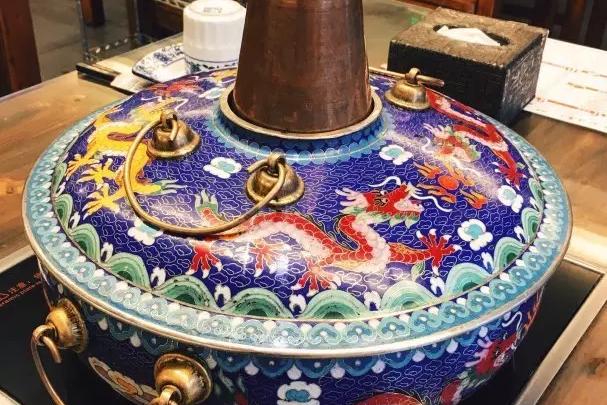 在北京,无比想念的就是这热气腾腾的铜锅