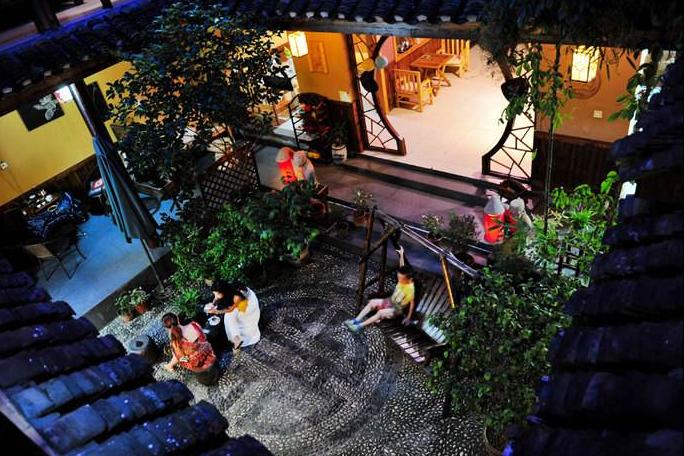 京城古香古色客栈,远胜星级酒店