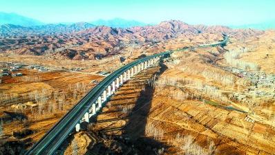 太行山高速涞曲段交工验收