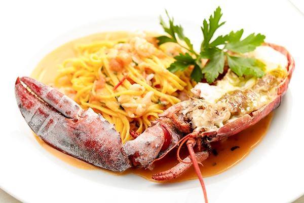 去京城这几家西餐厅吃大虾,就是如此土豪!