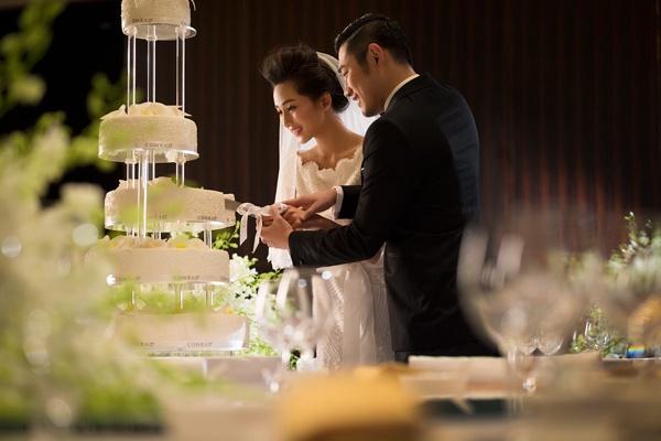 """88必发娱乐康莱德酒店现推出升级版婚典套餐:缘"""" 莱"""",爱就在这里"""