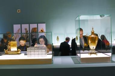 234件文物精品展现各历史时期的文明互鉴