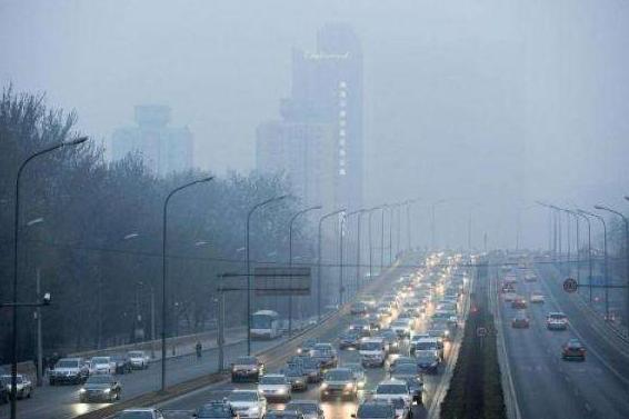 本周末京津冀将有一次重污染