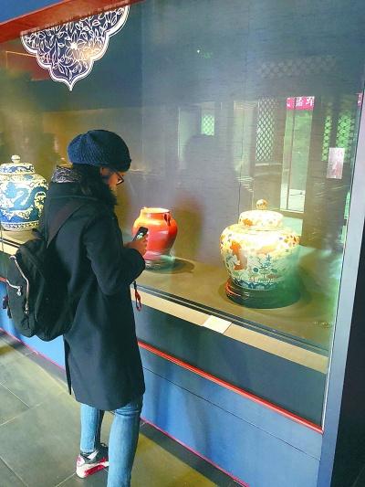 """明御窯瓷器數百年后故宮""""合璧"""" 展至明年2月22日 憑故宮門票可免費參觀"""
