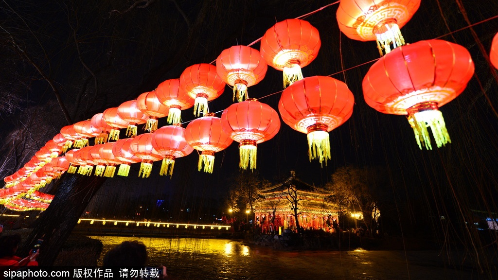 Discover the myths and legends behind the Lantern Festival