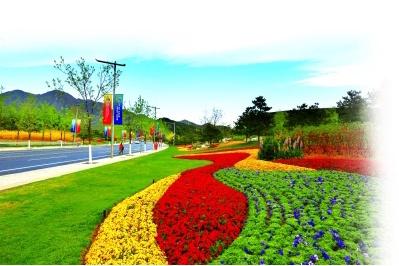 怀柔:绿水青山展新颜锦绣花园幸福城